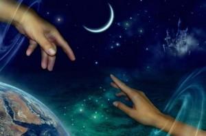 Понятие любви между мужчиной и женщиной имеет Вселенское значение