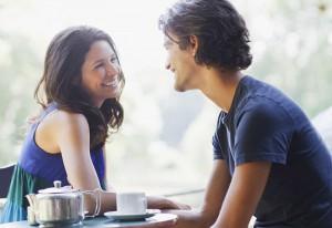 Дарить любовь друг другу во время общения