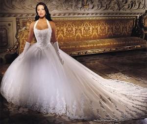 Платье помогает раскрыть женственность