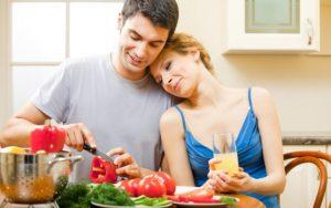 Раскрытие женственности благодаря времени, освободившемуся от приготовления еды