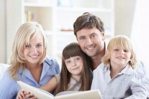 Для развития – вот для чего нужна семья